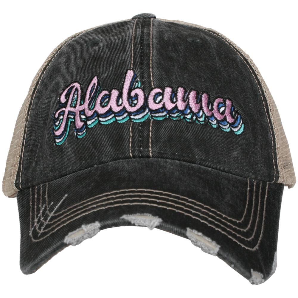 Katydid Alabama Layered Trucker Hats - Katydid.com