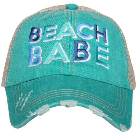 Lake Life (WAVES) Women's Trucker Hat