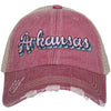 Katydid Arkansas Layered Trucker Hats - Katydid.com