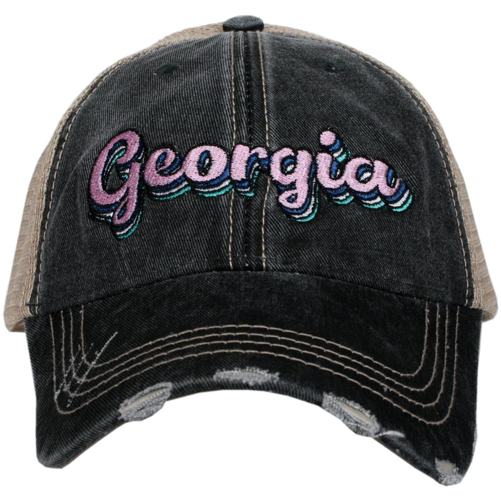 Katydid Georgia Layered Trucker Hats - Katydid.com