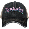 Katydid Kentucky Layered Trucker Hats - Katydid.com