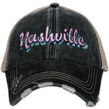 Katydid Nashville Layered Trucker Hats - Katydid.com