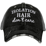 Isolation Hair Don't Care Women's Trucker Hat - Katydid.com