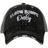 Elbow Bumps Only Women's Trucker Hat - Katydid.com