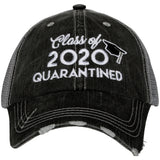 Class of 2020 Quarantined Women's Trucker Hat - Katydid.com