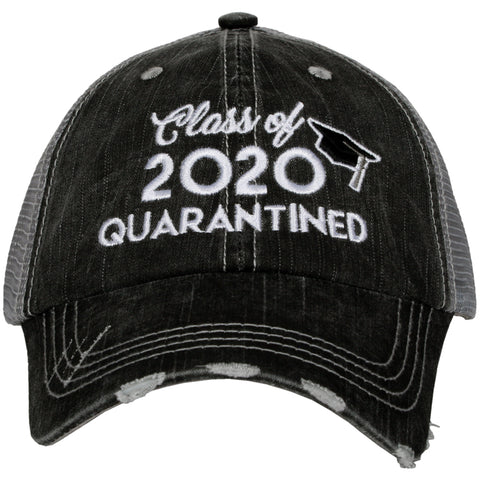 Katydid Quarantini Made Me Do It Women's Trucker Hat