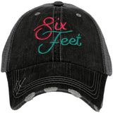 Katydid Six Feet Trucker Hats - Katydid.com