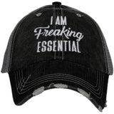 Katydid I Am Freaking Essential Women's Trucker Hat - Katydid.com