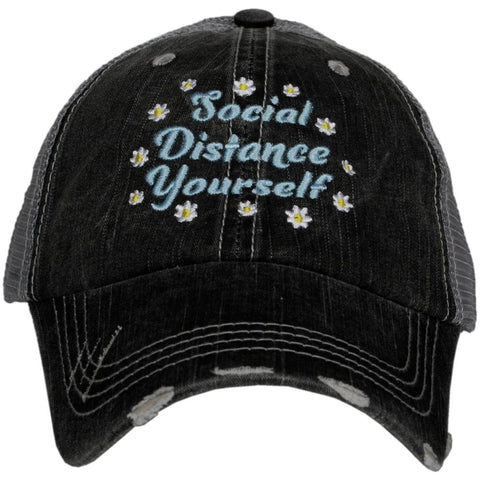 Katydid Beach Mode Women's Trucker Hats