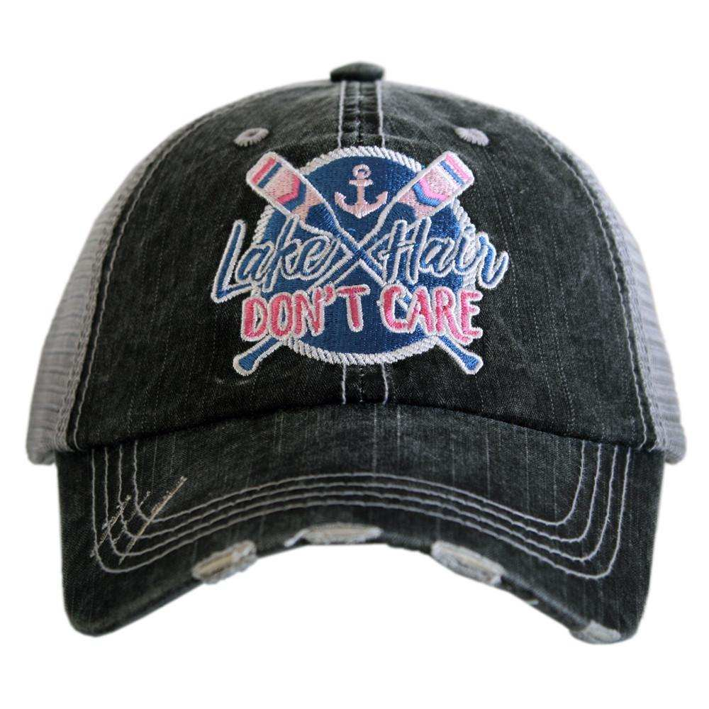 Lake Hair Don't Care Trucker Hat - 2017 Collection - Katydid.com