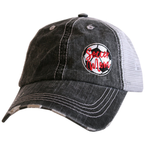 Wrestling Mom Trucker Hat