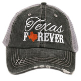Texas Forever Trucker Hat