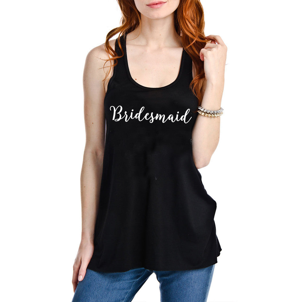 Bridesmaid Tank Top - Katydid.com