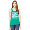 It's All About  Football Tank Top - Katydid.com