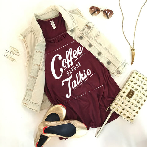 Sunday Funday Graphic Tank Top