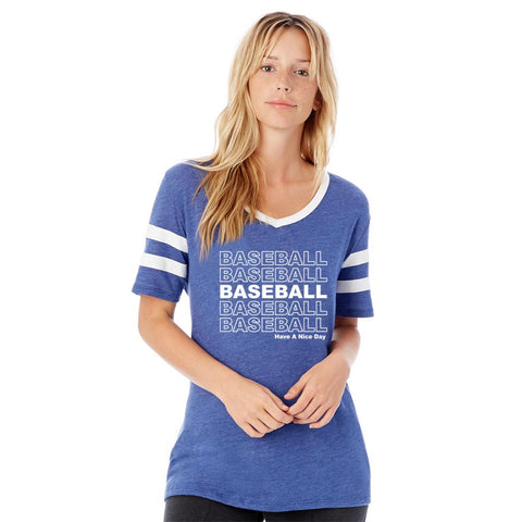 Dear Softball Season, I Love You Raglan T-Shirt