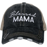 Blessed Mama Trucker Hats