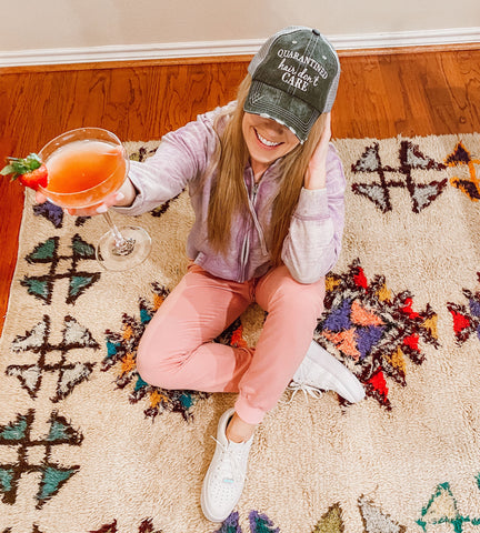 Katydid Essential As A Mother Women's Trucker Hat