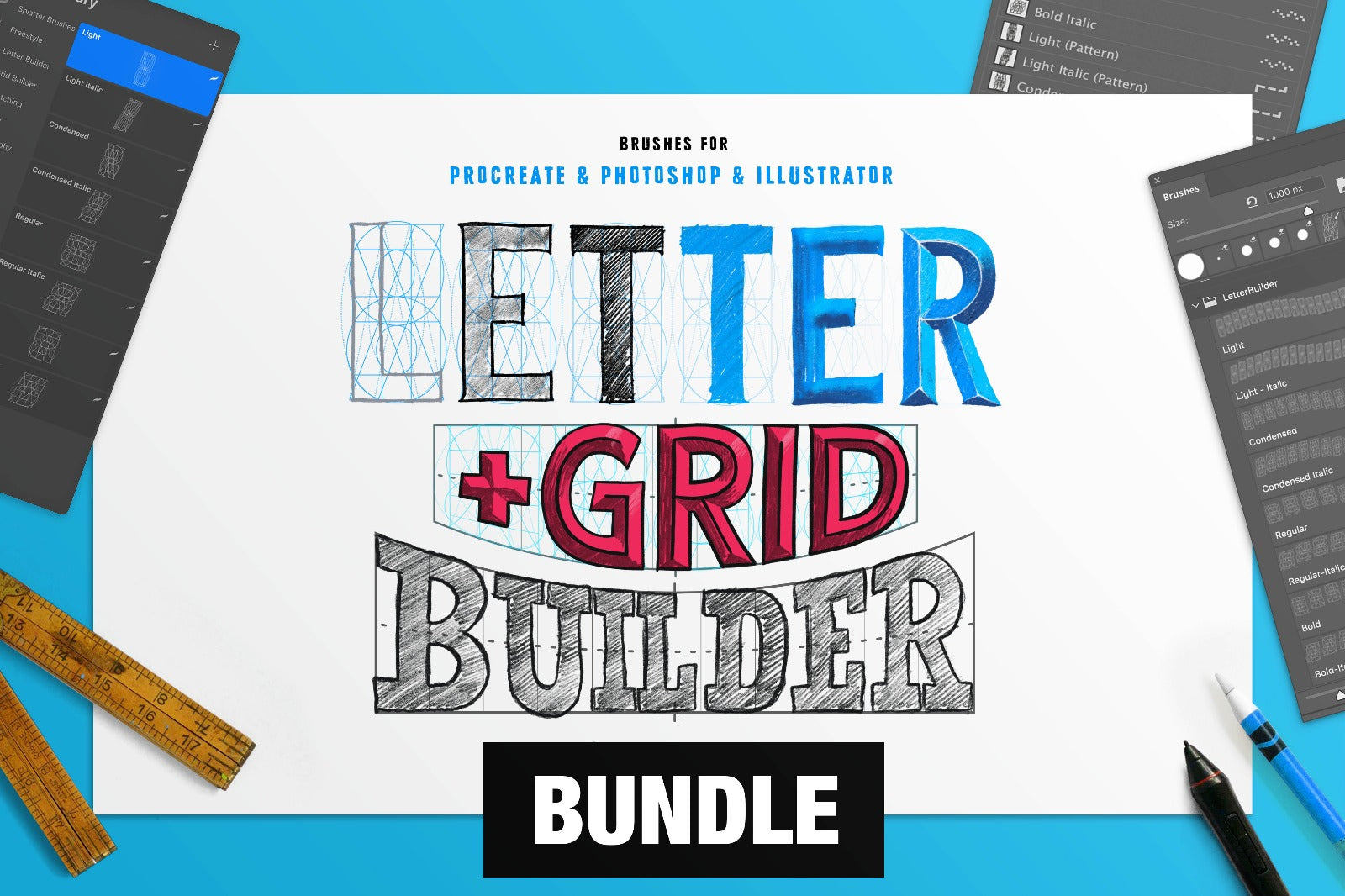 The Builder Bundle - Save 25%