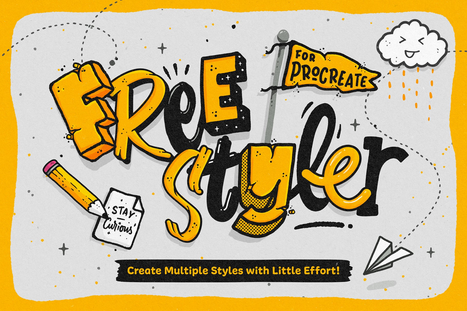 Freestyler - Multiple Styles with Little Effort