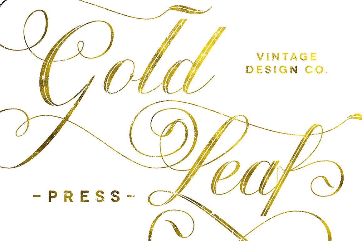 Gold Leaf Press