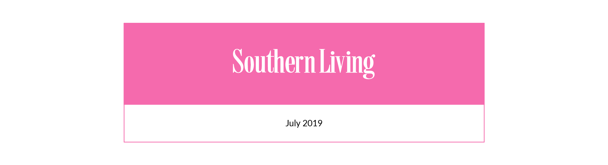 Southern Living | July 2019