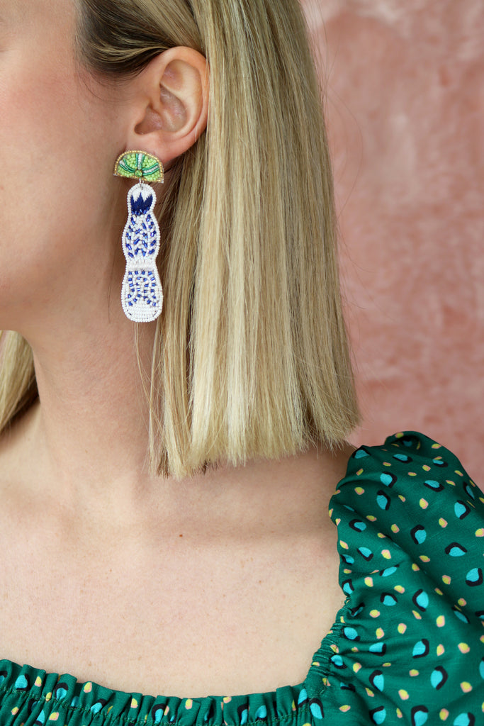 Tequila Earrings