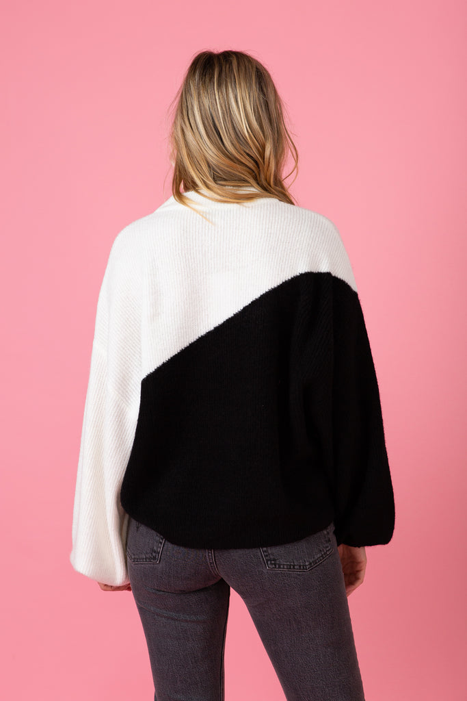 Miller Sweater Top