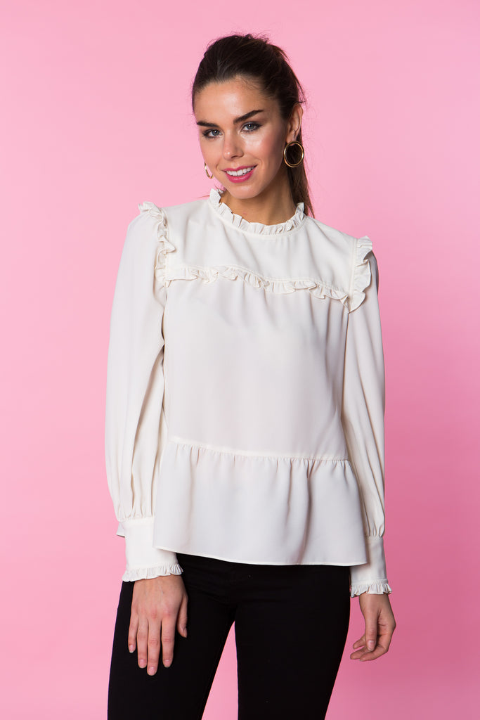 Wilkins Blouse