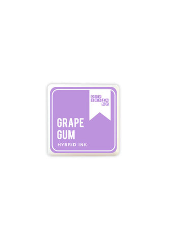 Cubo de Tinta Hybrid Ink para Sellos Grape Gum