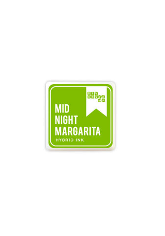 Cubo de Tinta Hybrid Ink para Sellos Midnight Margarita