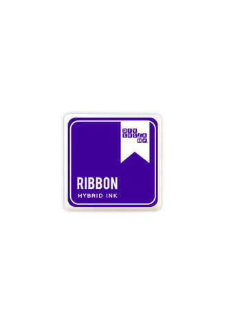 Cubo de Tinta Hybrid Ink para Sellos Ribbon