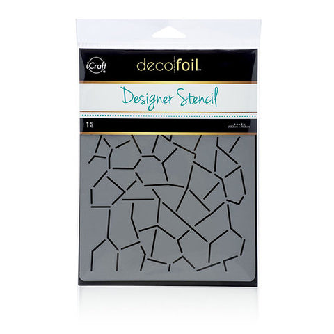 Stencil Designer Crackle
