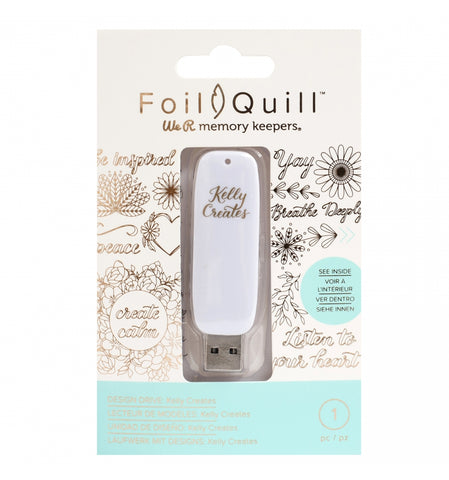 USB Foil Quill Kelly Creates