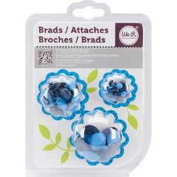 Broches de Color Azul