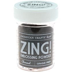 Polvo Embossing Powder Charcoal