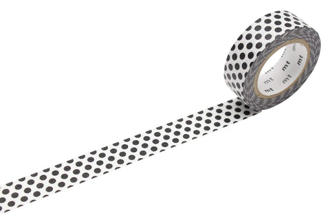 MT Washi Tape Dot White