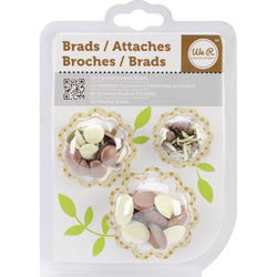 Broches de Color Neutral