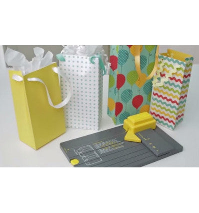 Gift Bag Punch Board / Tabla para hacer bolsas de regalo