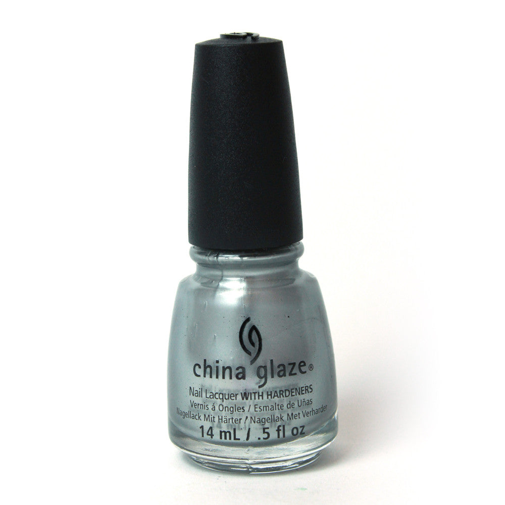 Barniz China Glaze Color Platinum Silver