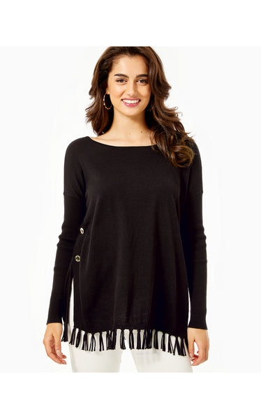 Ramona Fringe Sweater