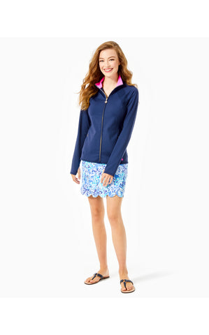 UPF 50+ Luxletic Tennison Full-Zip Jacket