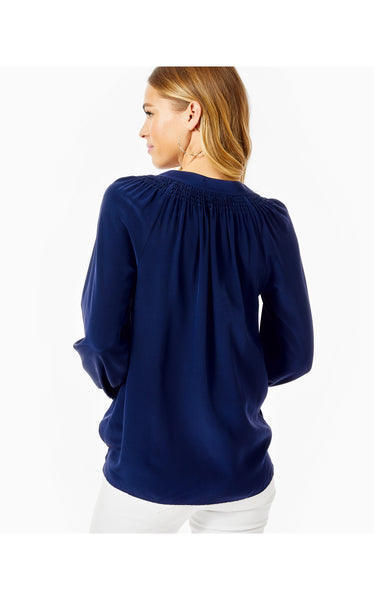 Elsa Top - True Navy