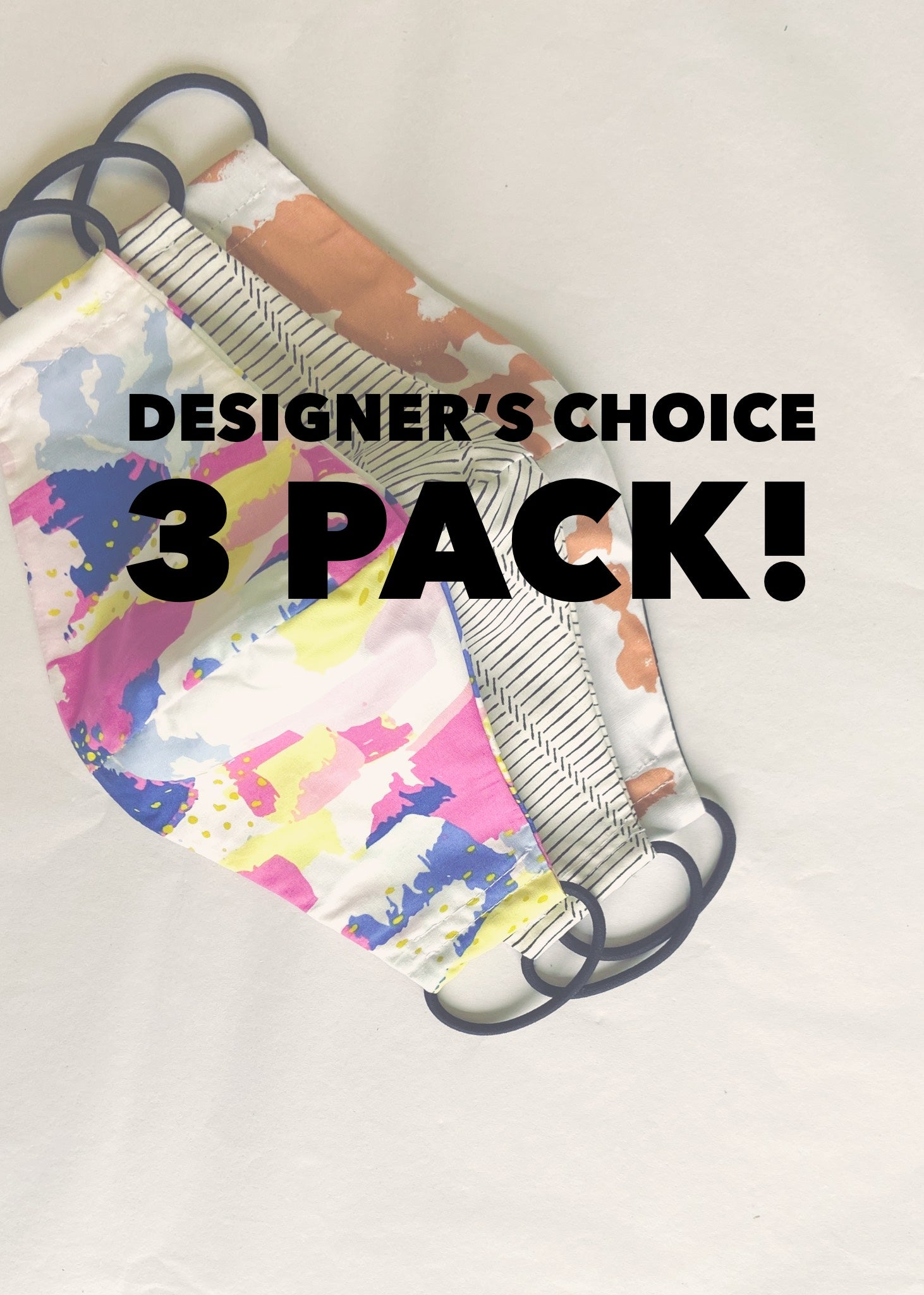 Designer's Choice 3 Pack