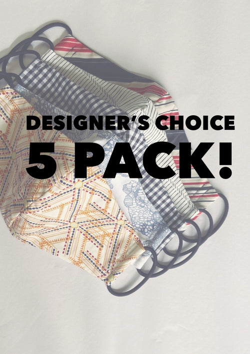 Designer's Choice 5 Pack