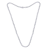 Taraash 925 Sterling Silver Ball Chain For Women ABCO32018IN