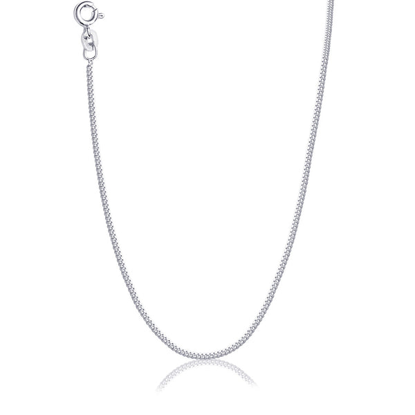 Taraash 925 Sterling Silver Chain For Women Silver-ACD3516IN