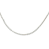 Taraash 925 Sterling Silver Rope Chain Anklet For Women AN0943S