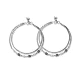 Taraash 925 Sterling Silver Fancy Designer Anklet for Women