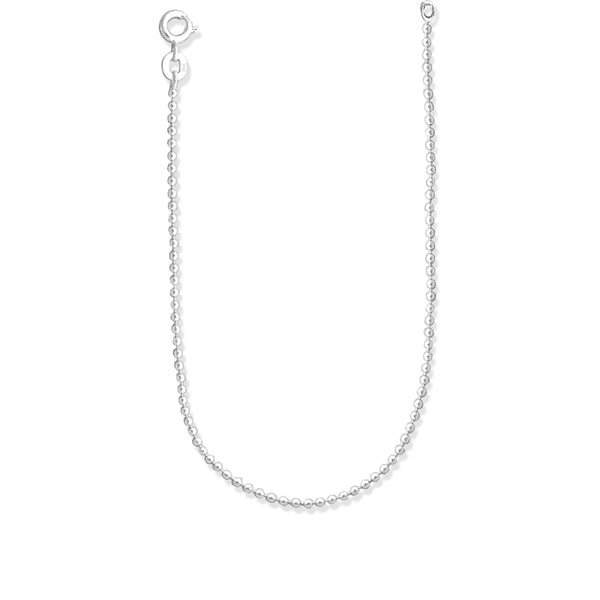 Taraash 925 Sterling Silver Ball Chain For Women